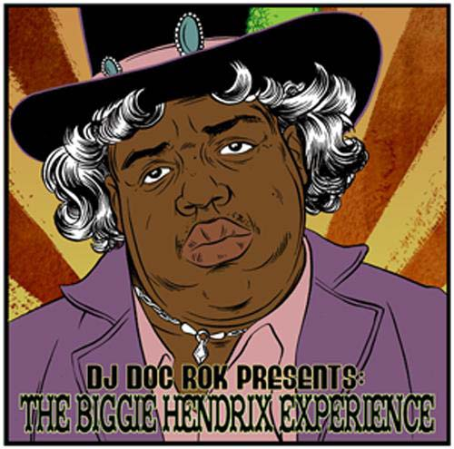 Product picture The Biggie Hendrix Experience 2008.rar