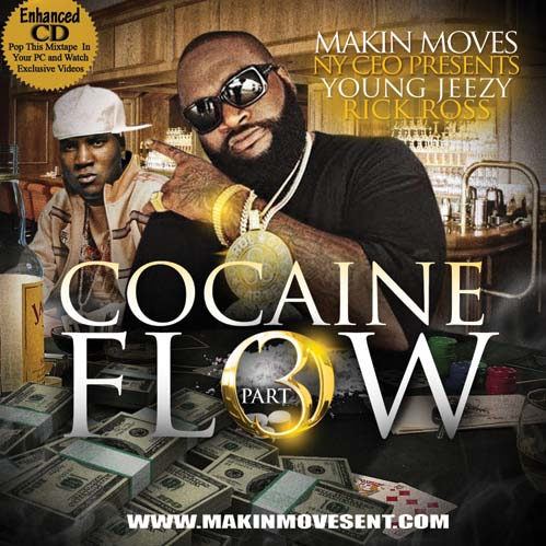 Product picture Makin Moves Cocaine Flow Pt 3.rar
