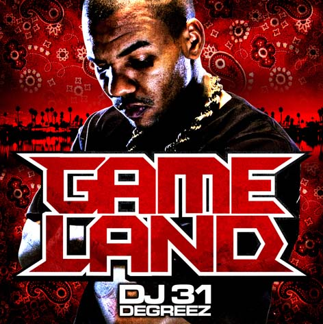 Product picture DJ 31 Degreez & The Game - Game Land