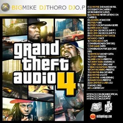 Product picture Big Mike DJ Thoro   DJ OP Grand Theft Audio 4.rar