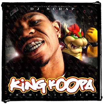 Product picture DJ Scrap Chamillionaire King Koopa 2008 MF.rar
