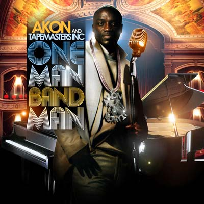 Product picture VA Tapemasters Inc.   Akon   One Man Band Man.rar