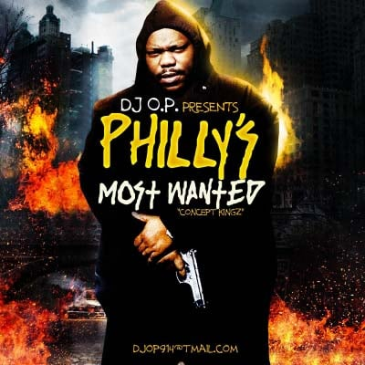Product picture DJ O.P. & Beanie Sigel - Phillys Most Wanted